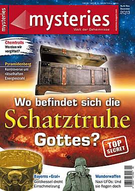 mysteries Ausgabe November/Dezember 2013