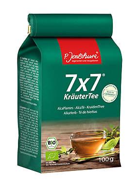 Jentschura® 7 x 7 KräuterTee Bio 100g