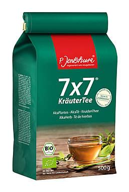 Jentschura® 7 x 7 KräuterTee Bio 500g