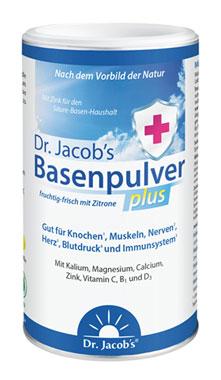 Dr. Jacob's Basenpulver plus