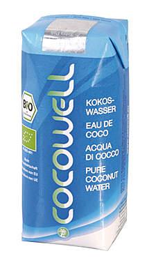 Cocowell Bio-Kokoswasser