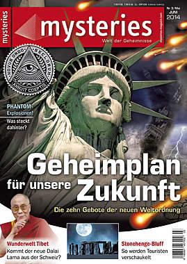 mysteries - Ausgabe Mai/Juni 2014