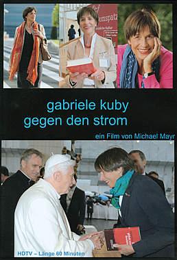 Gabriele Kuby - Gegen den Strom DVD