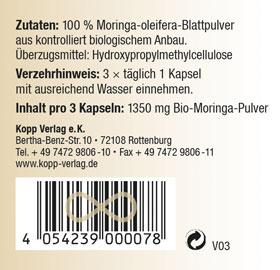 Kopp Vital Bio-Moringa, Kapseln - vegan_small02
