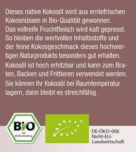 Kopp Vital Bio-Kokosöl 250ml - vegan_small03