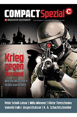 COMPACT-Spezial Nr. 4 - Krieg gegen Russland