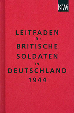 Leitfaden für britische Soldaten in Deutschland 1944_small