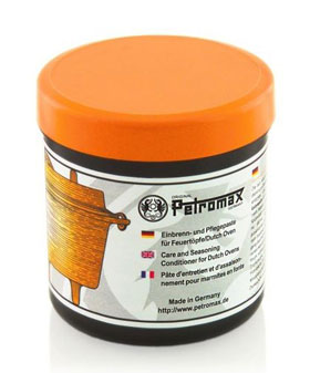 Petromax - Einbrenn- und Pflegepaste für Feuertöpfe / Dutch Oven
