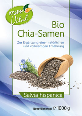 Kopp Vital Bio Chia-Samen1 kg - vegan_small01