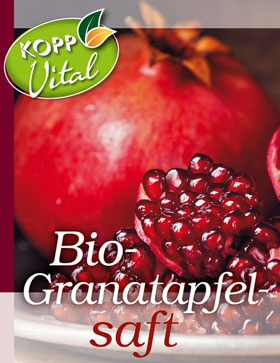 Kopp Vital Bio Granatapfelsaft_small01
