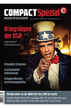 Compact Magazin Spezial Kriegslügen der USA