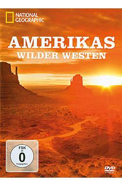 Amerikas Wilder Westen DVD