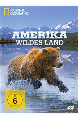 Amerika - Wildes Land DVD