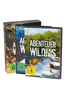 Abenteuer Wildnis DVD