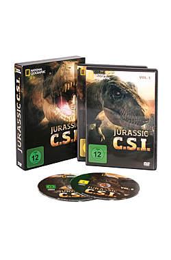 Jurassic C.S.I. DVD