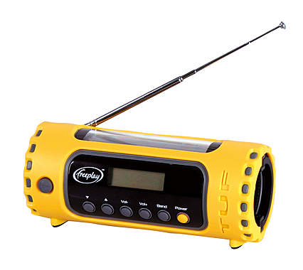 Freeplay Kurbelradio TUF Multi Band / Solar_small