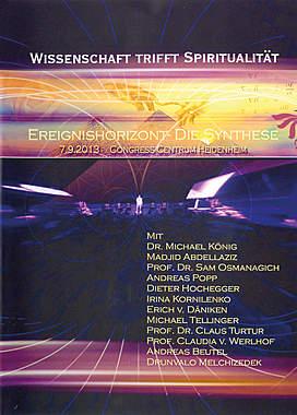 Ereignishorizont - Die Synthese DVD - Mängelartikel