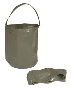 Outdoor Wassereimer 10 Liter faltbar - 150 g_small