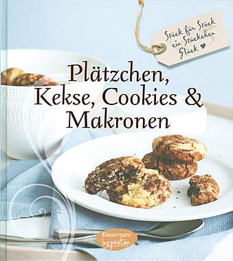 Plätzchen, Kekse, Cookies & Makronen_small