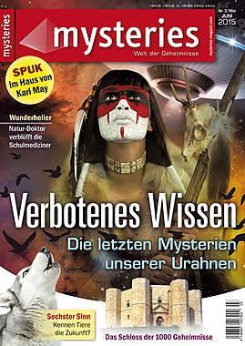 mysteries - Ausgabe Mai/Juni 2015
