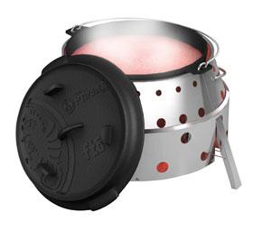 Petromax Atago - Grill, Ofen, Herd, Feuerschale_small02