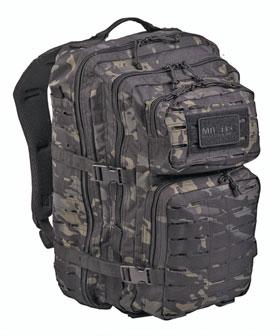 US Assault Pack Rucksack Laser Cut Multitarn 36 Liter_small