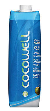 Cocowell PUR 1 Liter - vegan- SONDERPREIS