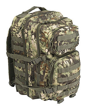 US Assault Pack Rucksack Mandra Wood 36 Liter