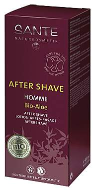 Sante After Shave Homme mit Bio-Aloe - 100ml