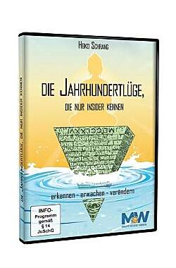 Die Jahrhundertlüge, die nur Insider kennen - DVD