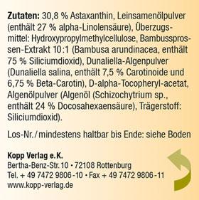 Kopp Vital Astaxanthin Kapseln - vegan_small03