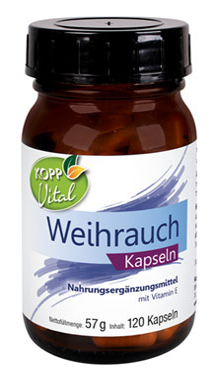 Kopp Vital Weihrauch Kapseln - vegan _small