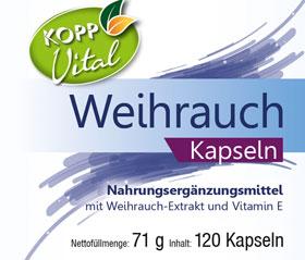 Kopp Vital Weihrauch Kapseln  _small01