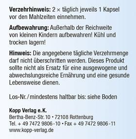 Kopp Vital Weihrauch Kapseln  _small03