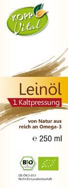 Kopp Vital Bio-Leinöl - vegan_small01