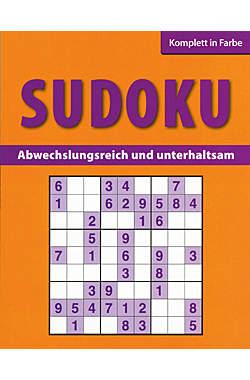 Sudoku - Abwechslungsreich und unterhaltsam