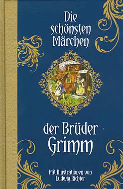 Die schönsten Märchen der Brüder Grimm_small