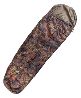 Schlafsack Commando mit Packsack_small