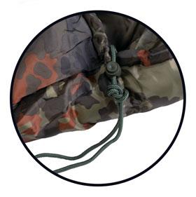 Schlafsack Commando mit Packsack_small03
