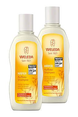 2er Pack Weleda Hafer Aufbau Shampoo - 190ml