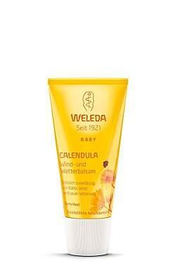 2er Pack Weleda Calendula Wind- und Wetterbalsam - 30ml