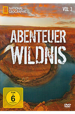 National Geographic: Abenteuer Wildnis Vol. 3
