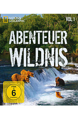 National Geographic: Abenteuer Wildnis Vol. 1