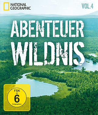 National Geographic: Abenteuer Wildnis Vol. 4