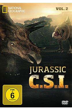 Jurassic C.S.I. Vol. 2 - DVD