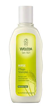 2er Pack Weleda Hirse Pflege Shampoo - 190ml