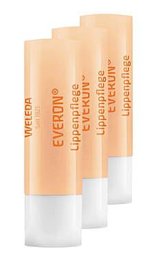 3er Pack Weleda Everon Lippenpflege - 4,8g