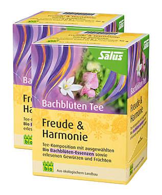 2er Pack Salus Bachblüten Tee Freude & Harmonie - Bio_small