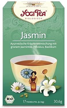 2er Pack Yogi Tea Tao Tee Jasmin - Bio