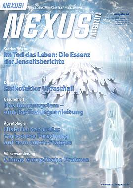 Nexus-Magazin Ausgabe 62 Dezember/Januar 2015/2016
